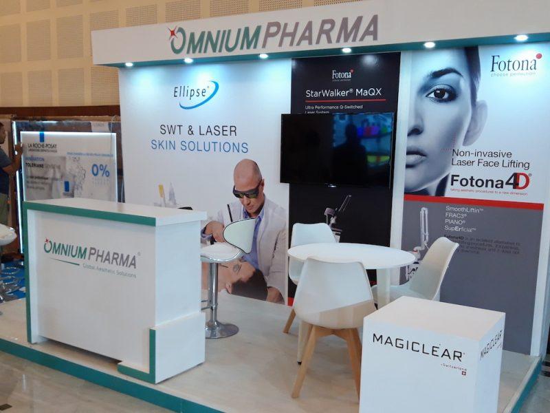 Omnium Pharma - 8 m2 | 2018