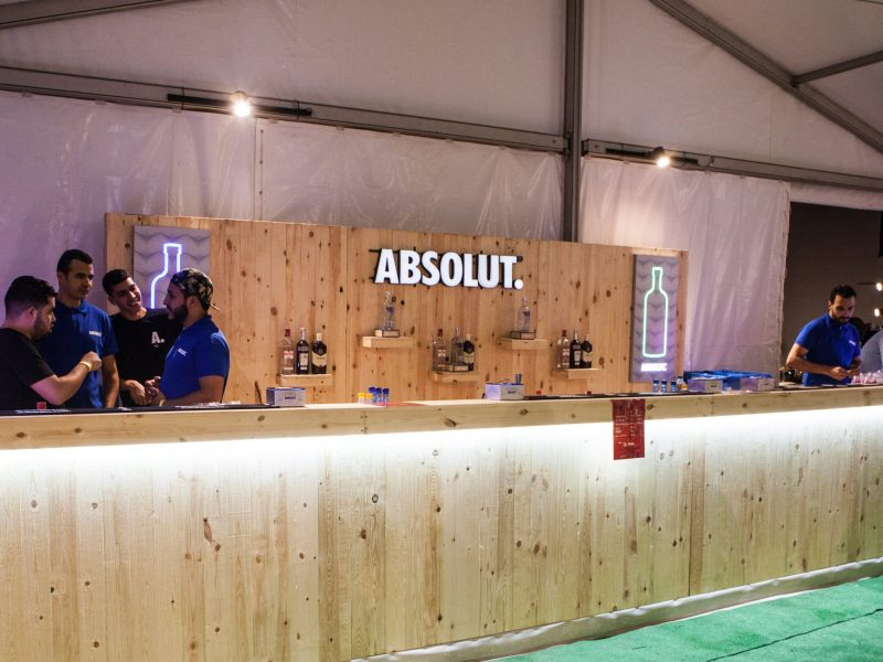 Bar Absolut - 7 m