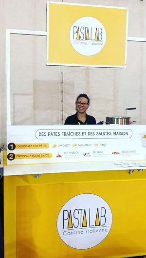 Stand Mobile - Pastalab